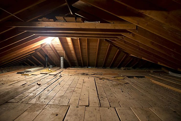 Keeping Your Attic Clean